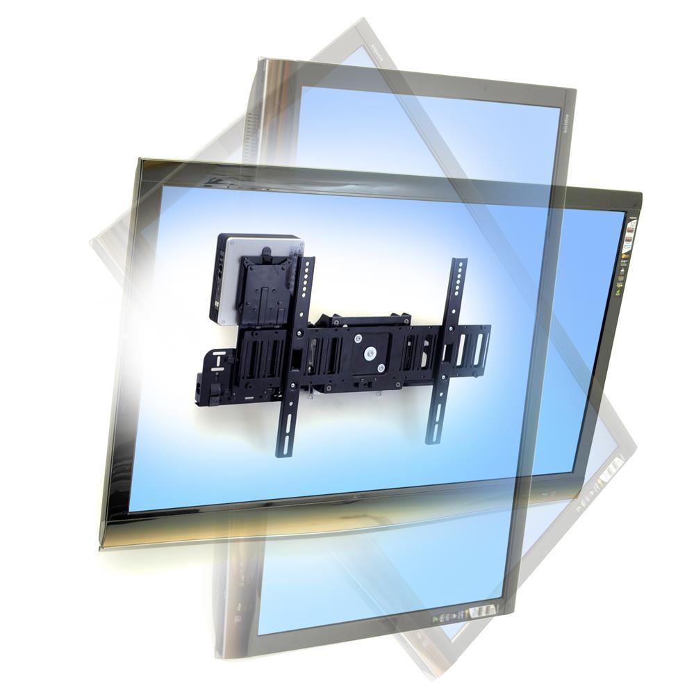 Крепление настенное для телевизора с системным блоком SIM 90 - для Digital Signage 60-600-009