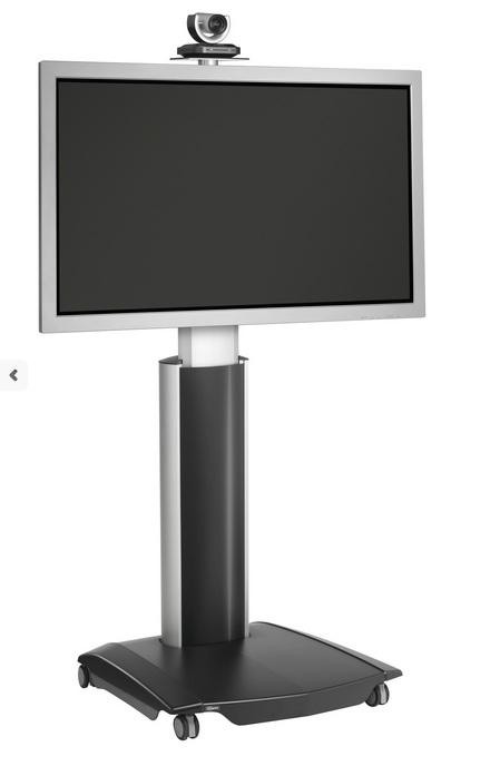 Мобильная стойка PFT 2510 Flat display trolley+FAU 3150 Universal flat display interface