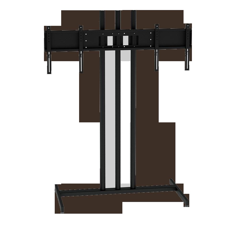 ALG RackS Ultra PMW65-M-twin-H Мобильная стойка на две панели