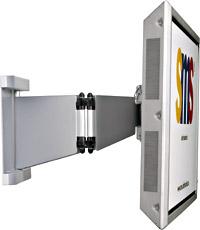 SMS Flatscreen WH 3D ( Plazma 3Dimension) Настенный крепеж